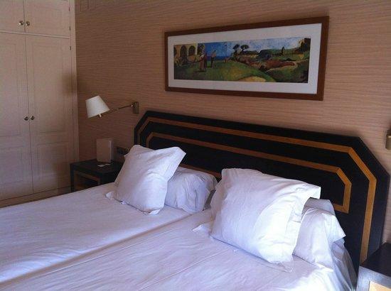 La Cala Resort: comfy bed
