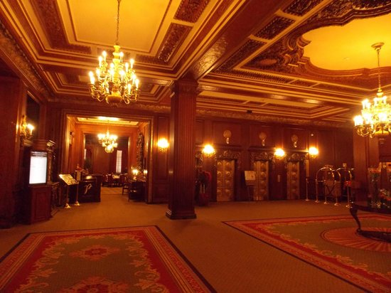 Omni Parker House: Lobby