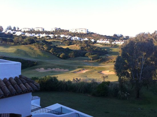 La Cala Resort: golf course valley