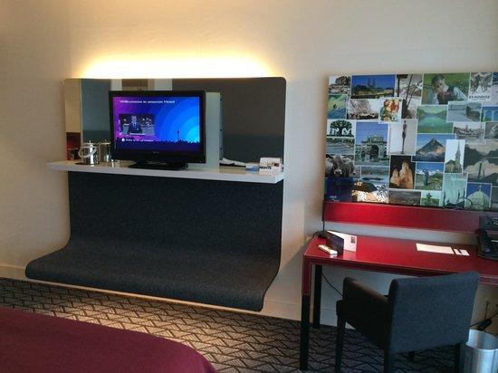 Radisson Blu Hotel, Zurich Airport: Room 625