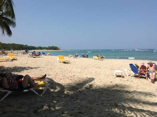 Iberostar Costa Dorada : La plage