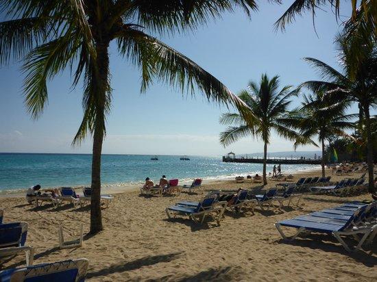 ClubHotel Riu Ocho Rios: Beach area
