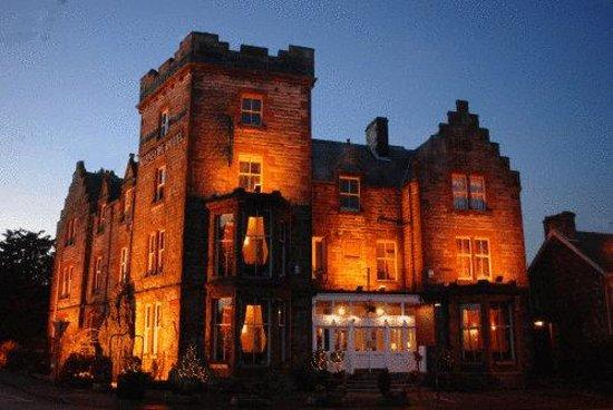Glenfarg Hotel Restaurant: The Glenfarg