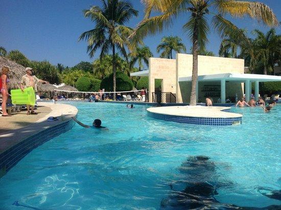 Iberostar Costa Dorada : Une partie de la piscine