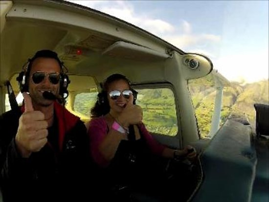 Southern Lakes Learn to Fly: or for the leasurly inclined, the c172 for the basic flight lesson,