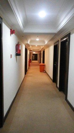Tulip Inn Riyadh : Bldg Five Lobby