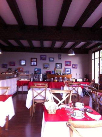 Hotel Agur Deneri: Salle petit déjeuner