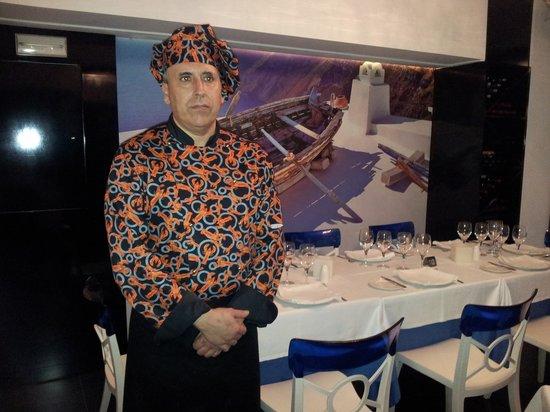 Jefe de cocina bilde av don pescaito restaurante i for Jefe de cocina alicante