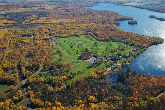 Tagalong Golf & Resort : Aerial