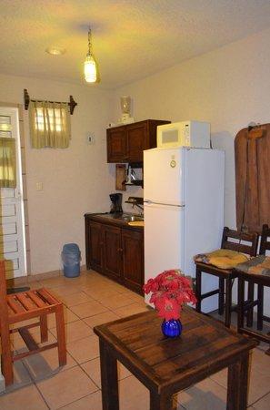 Sol Caribe: Cocina