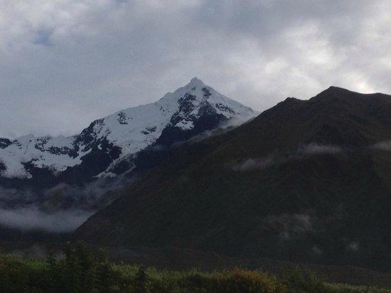 PeruRail - Expedition: Vista desde el Expedition