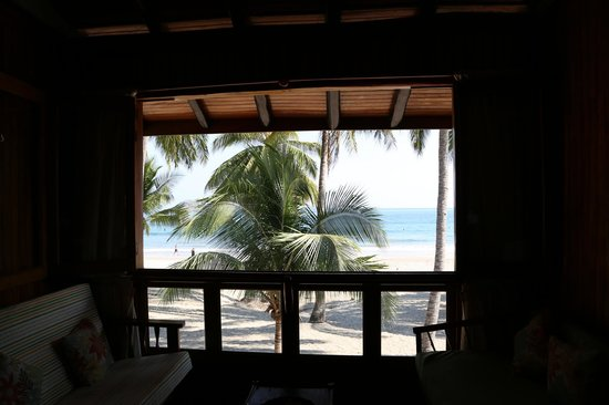 Samara Tree House Inn : view from our treehouse