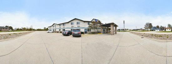 Americas Best Value Inn Geneseo: Exterior (360)