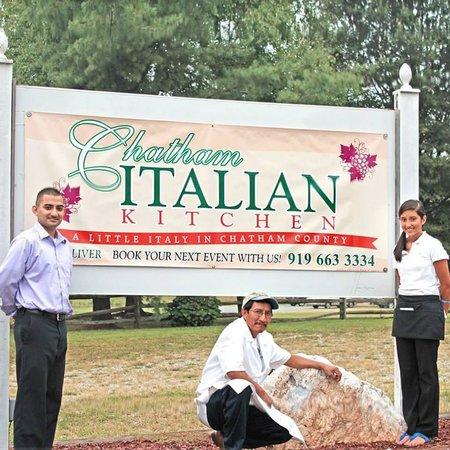 Chatham Italian Kitchen: chatham italian kithchen excelent food