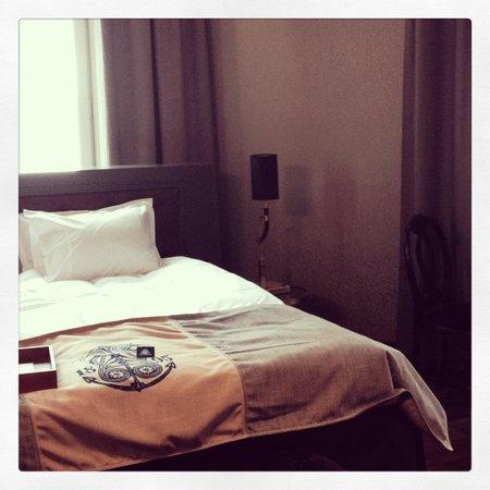 Stora Hotellet Umeå: Väldigt mysigt och avkopplande. :)