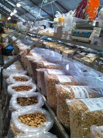 Queen Victoria Market: Inside the main market building