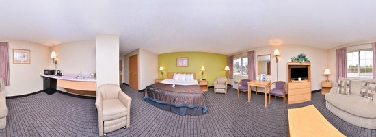 Americas Best Value Inn Geneseo: Guest Room (360)