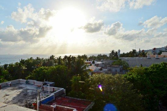 Sol Caribe: Atardecer
