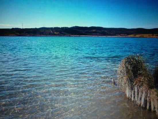 Lago dell'Accesa: lago