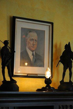 Olcott House Bed and Breakfast Inn : William Olcott