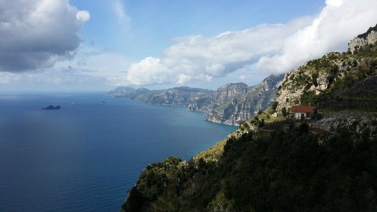 Holidays Fico d'India: Amalfi Coast