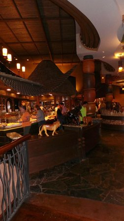 Boma - Flavors of Africa: Boma Buffet