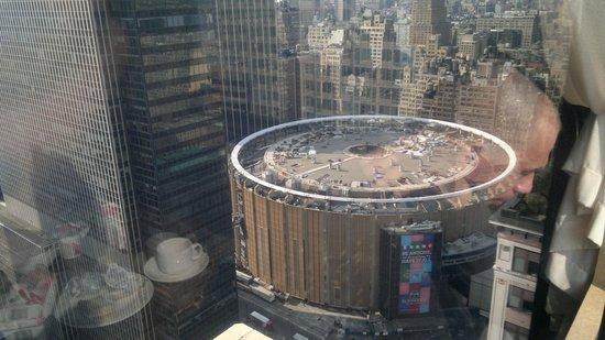 The New Yorker a Wyndham Hotel : utsikt til madisson s g