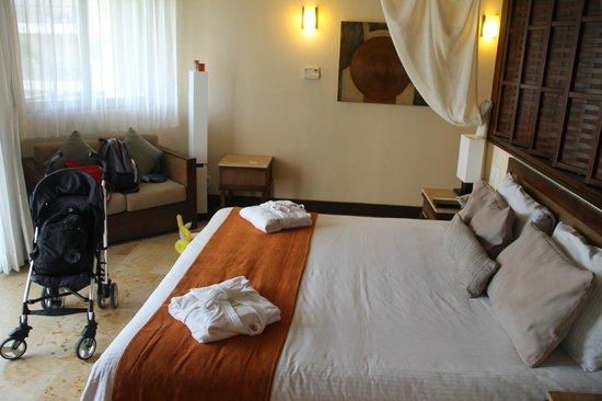 Dreams Riviera Cancun Resort & Spa: habitacion