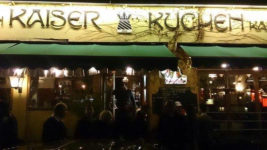 Kuchenkaiser restaurant berlin
