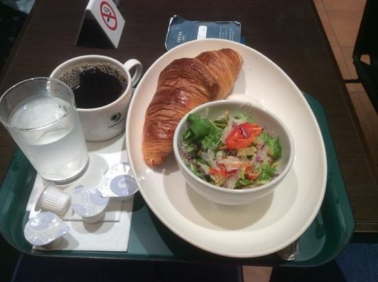 Sotetsu Fresa Inn Nihombashi-Kayabacho: Fruehstueck
