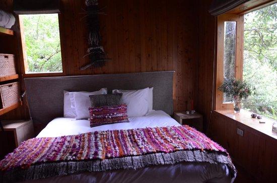 Entre Hielos Lodge: hermosa habitación