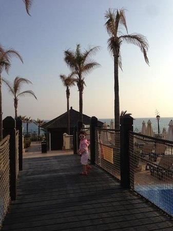 Marriott's Marbella Beach Resort: Ruby at the Marriott