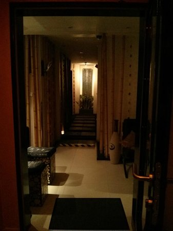 Maximilian Hotel: Spa