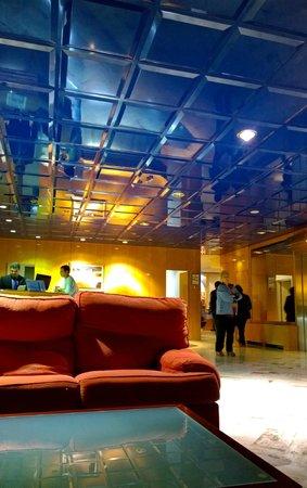 Ebora Hotel: Recepción