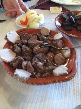 Ti Choa: Prato regional