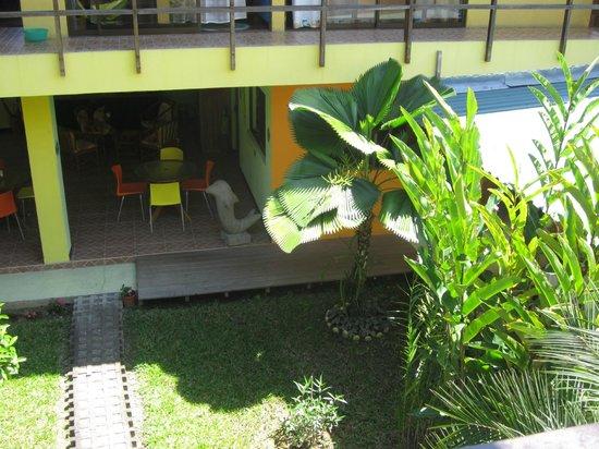 La Casa de las Flores Hotel: GIARDINO