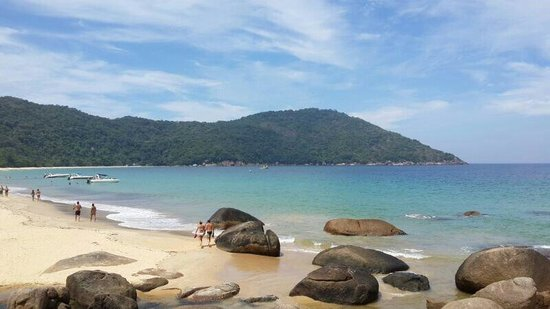 Aventureiro Beach: Aventureiro