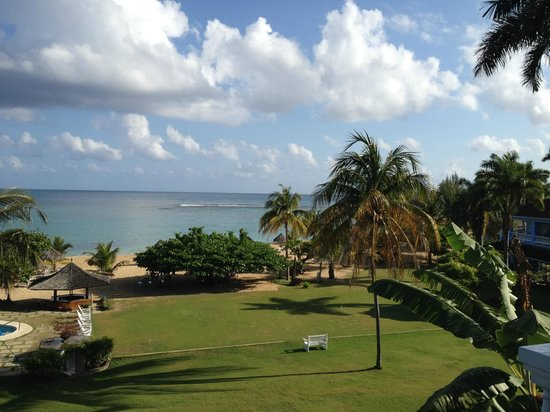 Jamaica Inn: View from room 53 balcony
