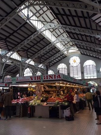 Central Market (Mercado Central) : bello
