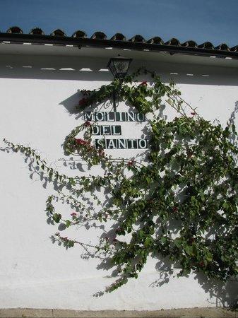 Molino del Santo : Entry