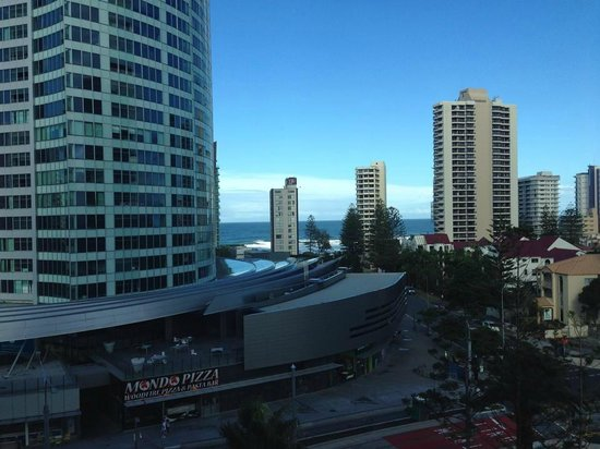 Watermark Hotel & Spa Gold Coast: View from 521