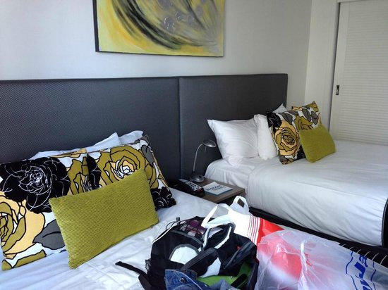 Watermark Hotel & Spa Gold Coast: Room