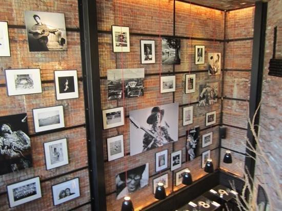 Foods of New York Tours: Downstairs of Tartinery Nolita