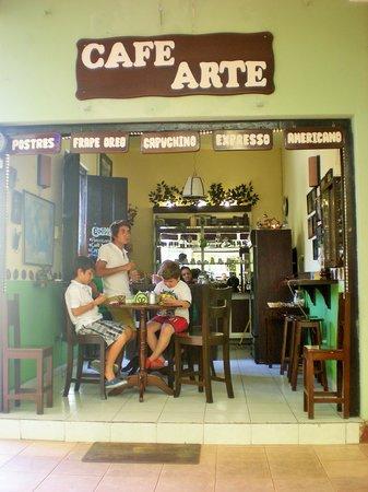 Cafe Arte: arte