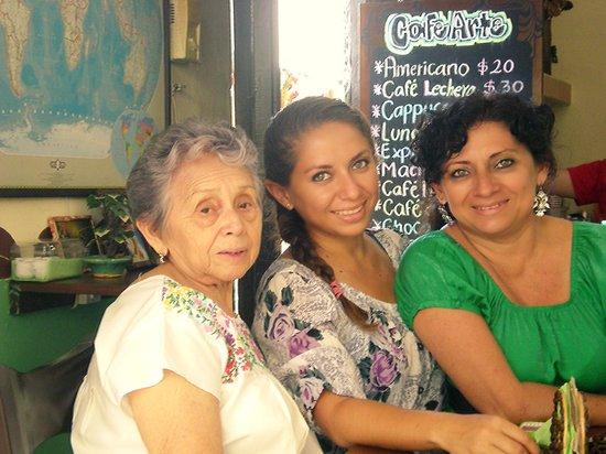Cafe Arte: bienvenidos