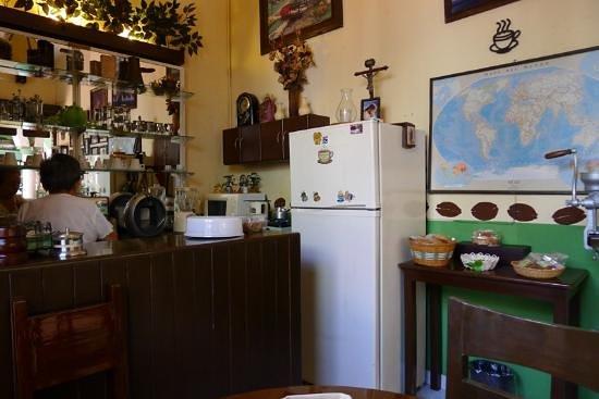 Cafe Arte: lugar