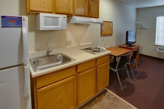 Value Place Jackson, MS (Byram): Modified Kitchen