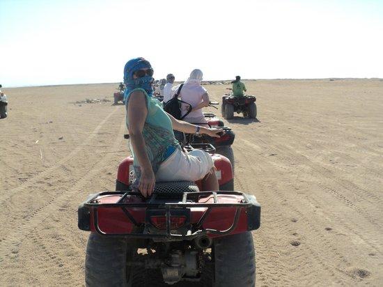 Eastern (Arabian) Desert : по Восточной пустыне