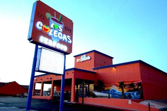 Los Colegas Seafood El Paso