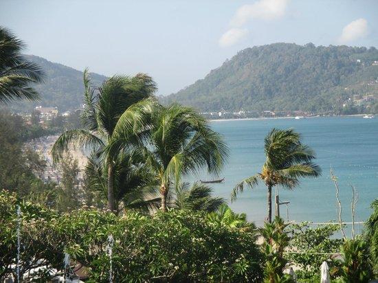 Novotel Phuket Resort : vue panoramique de l entrée de l'hote